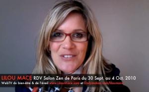 On se retrouve au Salon Zen de Paris? 30 Sept. au 4 Oct. 2010