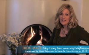 """WebTV USA - Lilou sur la """"juicy"""" tournée 2011 à travers les Etats-Unis"""