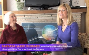 (STFR) Understanding importance of conscious evolution - Barbara Marx Hubbard
