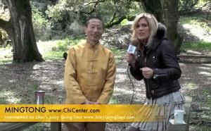 (STFR) Au-dela du miracle - Mingtong au centre Chi en Californie