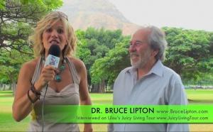 1/2- Dr Bruce Lipton - Révolution de l'évolution et émergence des créatifs culturels