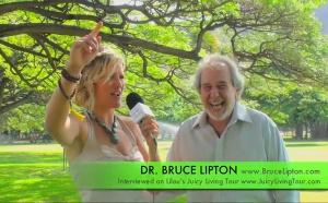 2/2- Dr Bruce Lipton - Révolution de l'évolution et émergence des créatifs culturels