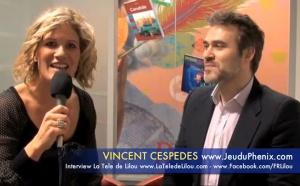 Le Jeu du Phenix - Vincent Cespedes