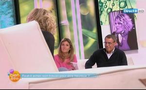 DIRECT8 TV - J'ai perdu mon job et ça me plait ! Lilou sur Mon Bien-Être 2012 (1/2)