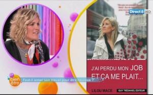 DIRECT8 TV - J'ai perdu mon job et ça me plait ! Lilou sur Mon Bien-Être 2012 (2/2)