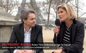 LILOU interview F BIZARD sur Une Ordonnance pour la France (1/2)