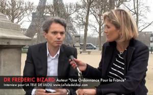 LILOU interview F BIZARD sur Une Ordonnance pour la France (2/2)