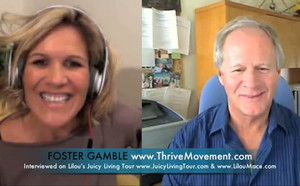 (SFFR) THRIVE Foster Gamble on Free Energies, Money, Presidential, Conspiracies & the Thrive Movement