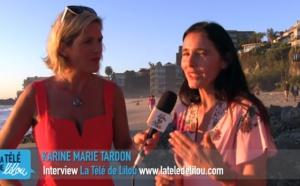 Globe-trotteuse, maman de 7 enfants et chef d'entreprise- Karine Marie Tardon
