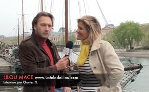 HUMOUR - Une interview de Lilou peu ordinaire