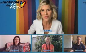 Sonia Choquette, Bruno Ducoux, Marlyse Carrasco 🌈La Matinale de Lilou du 16 avril 2020