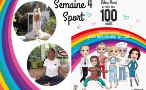 SEMAINE 4 : DÉFI ARC-EN-CIEL 🌈Séance sport Défi Arc-en-ciel avec Marlyse Carrasco