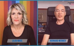 Invité : Bernard Werber - Vies antérieures 🌈La Matinale de Lilou du 21 avril 2020