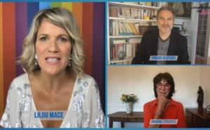 Invités : Arouna Lipschitz et Vincent Cespedes - Être célibataire conscient et libéré 🌈La Matinale de Lilou du 29 avril 2020