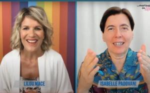 Invitée : Isabelle Padovani - Clés de conscience pour goûter pleinement la vie  🌈 La Matinale de Lilou du 5 mai 2020