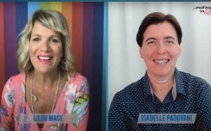 Invitée : Isabelle Padovani - Estime de soi et foi en la vie ! 🌈 La Matinale de Lilou du 6 mai 2020