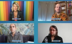 Invités : Alexandre Jollien, Jean-Pierre Brouillaud & Nicolas Linder - Le bonheur ne dépend pas des circonstances extérieures 🌈La Matinale de Lilou du 8 mai 2020
