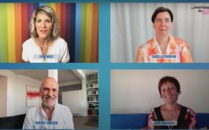 Invités : Anne Givaudan, Isabelle Padovani et Thierry Janssen - L'éveil des consciences et comment l'incarner 🌈 La Matinale de Lilou du 15 mai 2020