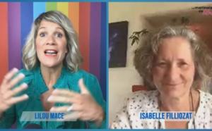 Invitée : Isabelle Filliozat - La parentalité positive 🌈 La Matinale de Lilou du 12 mai 2020