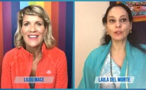 Invitée : Laïla Del Monte - Communication animale et leur évolution spirituelle 🌈 La Matinale de Lilou du 13 mai 2020