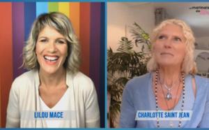 Invitée : Charlotte Saint Jean - Transformation spirituelle et féminine 🌈 La Matinale de Lilou du 23 mai 2020