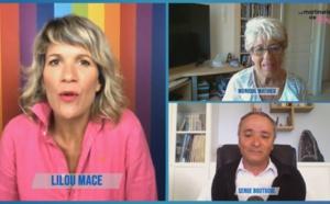 Invités : Monique Mathieu et Serge Boutboul - Le chemin spirituel vers la Nouvelle Terre 🌈 La Matinale de Lilou du 30 mai 2020