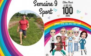 SEMAINE 9 : DÉFI ARC-EN-CIEL 🌈Séance sport Défi Arc-en-ciel avec David Bouih