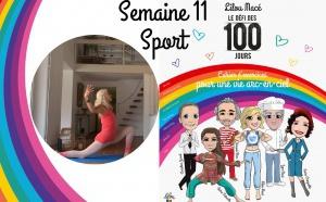 SEMAINE 11 : DÉFI ARC-EN-CIEL 🌈Séance sport Défi Arc-en-ciel avec Charlotte Saint Jean