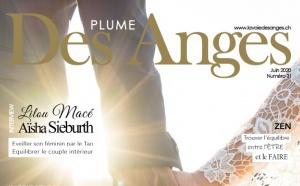 LA PLUME DES ANGES - Éveiller son féminin par le tao, équilibrer le couple intérieur - Parution juin 2020