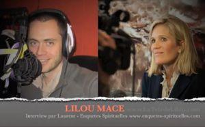 RADIO - Lilou interviewée sur Enquetes Spirituelles, Suisse