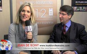 Les mains révèlent notre potentiel inné - Jean de Bony