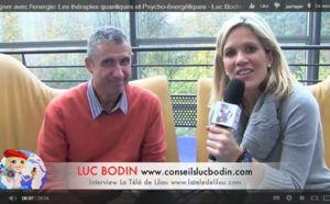 Soigner avec l'energie: Les thérapies quantiques et Psycho-énergétiques - Luc Bodin