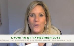 Lilou à Lyon : Conférence le 16 et 17 février 2013