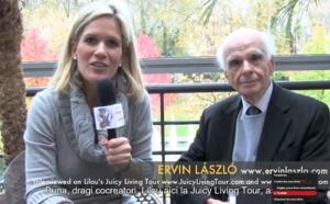 Une nouvelle façon de penser émerge ! - Dr Ervin Laszlo