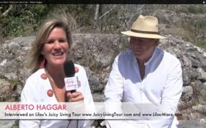 Pyramides et guérison maya et mode de vie - Alberto Haggar