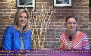 Rencontre de Lilou Macé à Montréal !