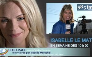 Lilou Mace Interviewée par Isabelle Maréchal - Montréal