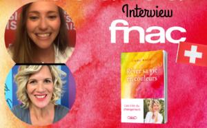 REPLAY Fnac Suisse 🇨🇭on Instagram @liloumace interviewée !