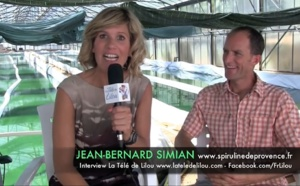 Bienfaits et vertus de la spiruline - Jean-Bernard Simian