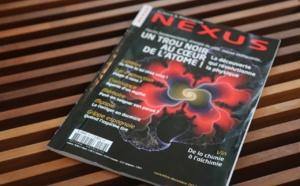 """NEXUS MAGAZINE Nov-Déc 2013 - Jocelin Morisson interview Lilou """"Si c'est fondé sur l'égo ça ne marche pas"""""""