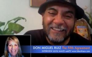 (STFR) Le 5ème Accord : Une interview sur la sagesse toltèque et l'amour avec Don Miguel Ruiz