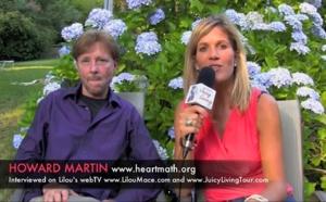 (STFR) Emergence d'une société fondée sur le coeur : Institut Heartmath, Howard Martin