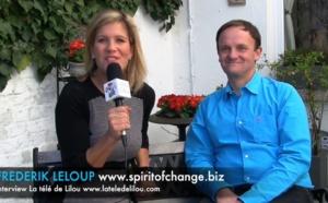 La spiritualité et le business: compatible? Frederik Leloup