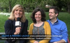 """Et si les bébés pouvaient """"parler"""" ? Frédéric & Hélène Laloux"""
