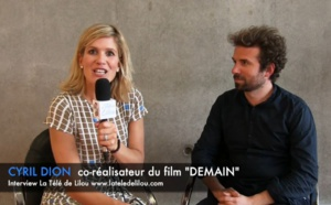 "Cyril Dion: du ""colibris"" burn-out à réalisateur du film-documentaire ""Demain"""