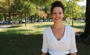 Notre relation au corps - Sandra Abouav (australopithèque dans LUCY de Luc Besson)