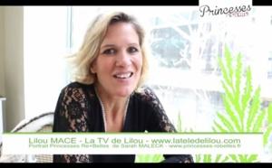 LILOU MACE, Enfance - Portrait Princesses Re+Belles