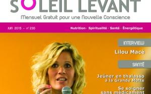 Interview de Lilou Macé par Soleil Levant « Quand on commence à s'ouvrir aux possibles, le miracle apparaît »