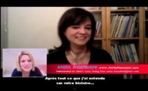 Anita Moorjani / Lilou Mace : EMI -- Guérison d'un cancer de classe 4B (sous-titrée)