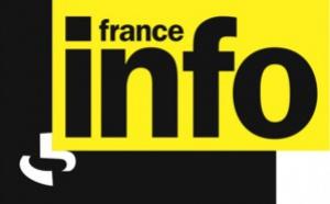FRANCE INFO: 100 jours pour prendre un nouveau départ par Frédérique Marié
